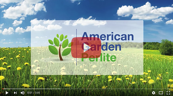 american garden perlite lakeland video production