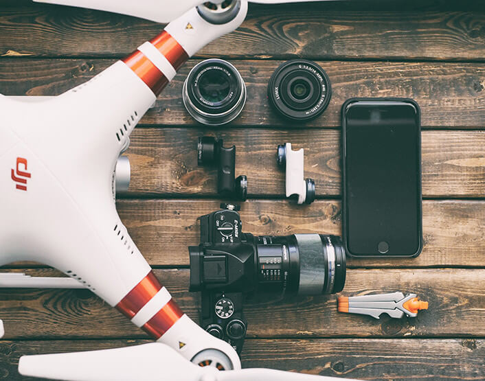 lakeland drone videography gear
